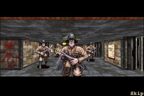 Wolfenstein RPG (iPhone) | Games | Pocket Gamer