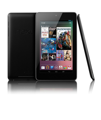 Google may unveil overhauled Nexus 7 at this week's I/O conference