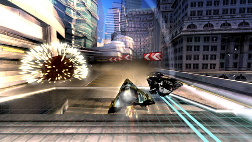 WipEout HD and Fury DLC heading to PS Vita this spring