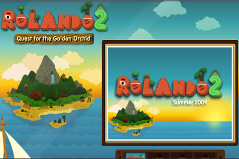 Rolando 2: Quest for the Golden Orchid teaser site goes live