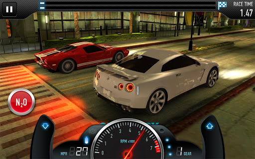 Android petrolheads everywhere can finally get behind the wheel of freemium drag racing sensation CSR Racing