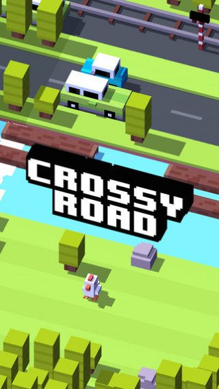 Endless traffic hopper Crossy Road is now available on Android