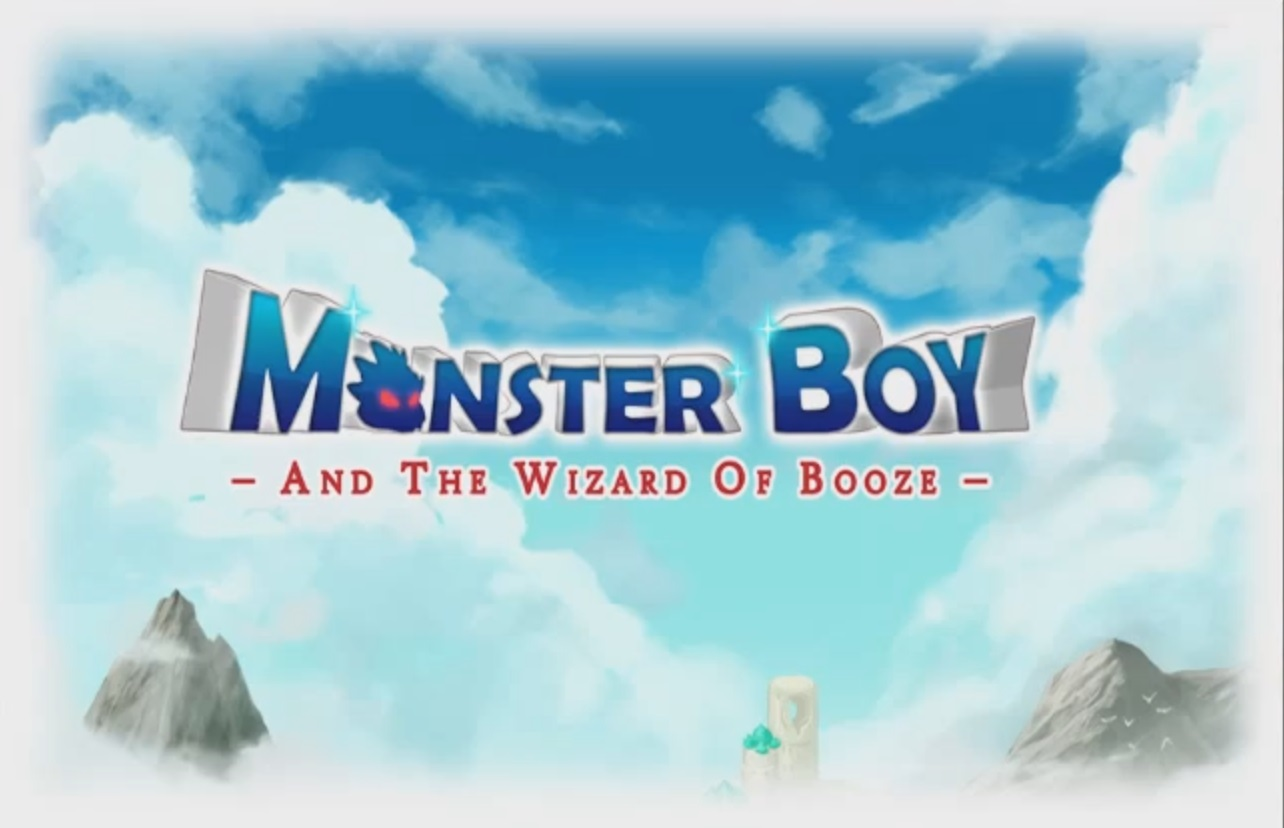 Monster Boy, successor to Wonder Boy may be on its way to PS Vita and mobile