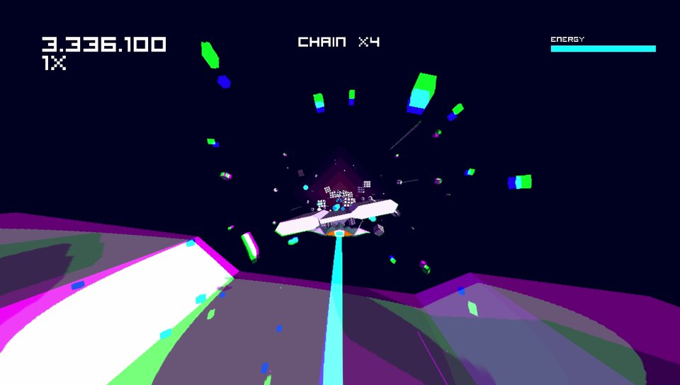 Hands-on with super-fast space dodger Futuridium EP for PS Vita
