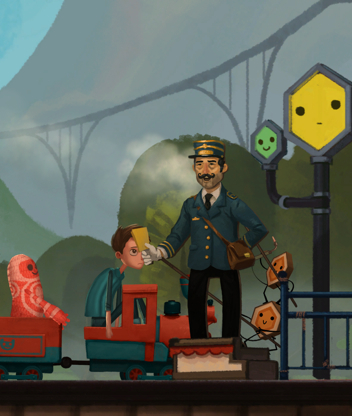 Kickstarted adventure Broken Age Act 1 is out now on Ouya, coming to iPad 'in a matter of weeks'