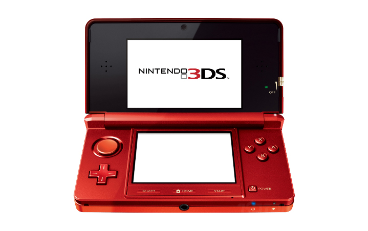 Nintendo sells 3DS units to retailers at £173 base price