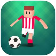 Take to the pitch in Tiny Striker: World Football, coming soon to Android