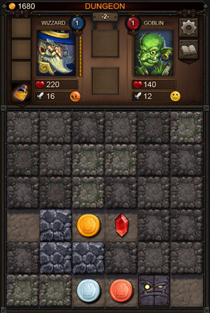 Red Winter Software reveals the first image of roguelike sequel Dungelot 2