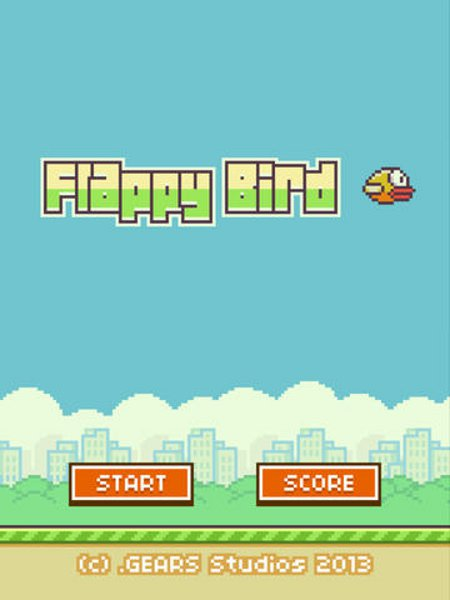 A version of Flappy Bird is now available on 3DS and DSi through Petit Computer
