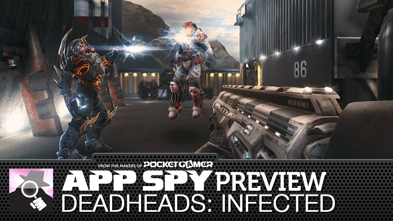 Deadheads: Infected is a visually stunning F2P FPS based on Halo's Infection mode