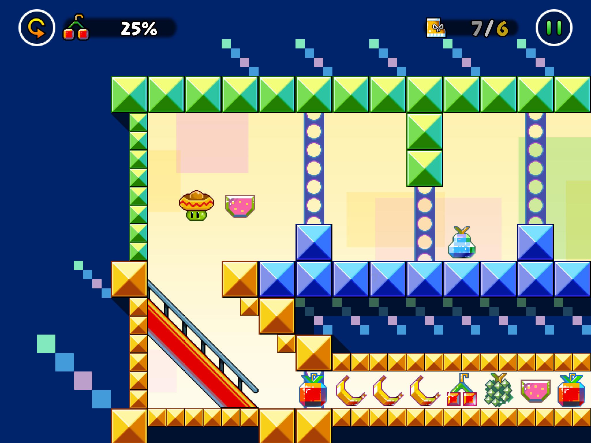 Bean Dreams iPhone, screenshot 1