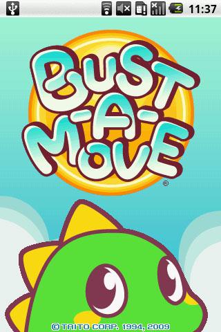 Bub & Bob are back in Android's Puzzle Bobble