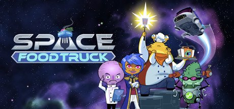 [Update] Play your cards right to cook something delicious in Space Food Truck, a co-operative deck builder, out now on iOS
