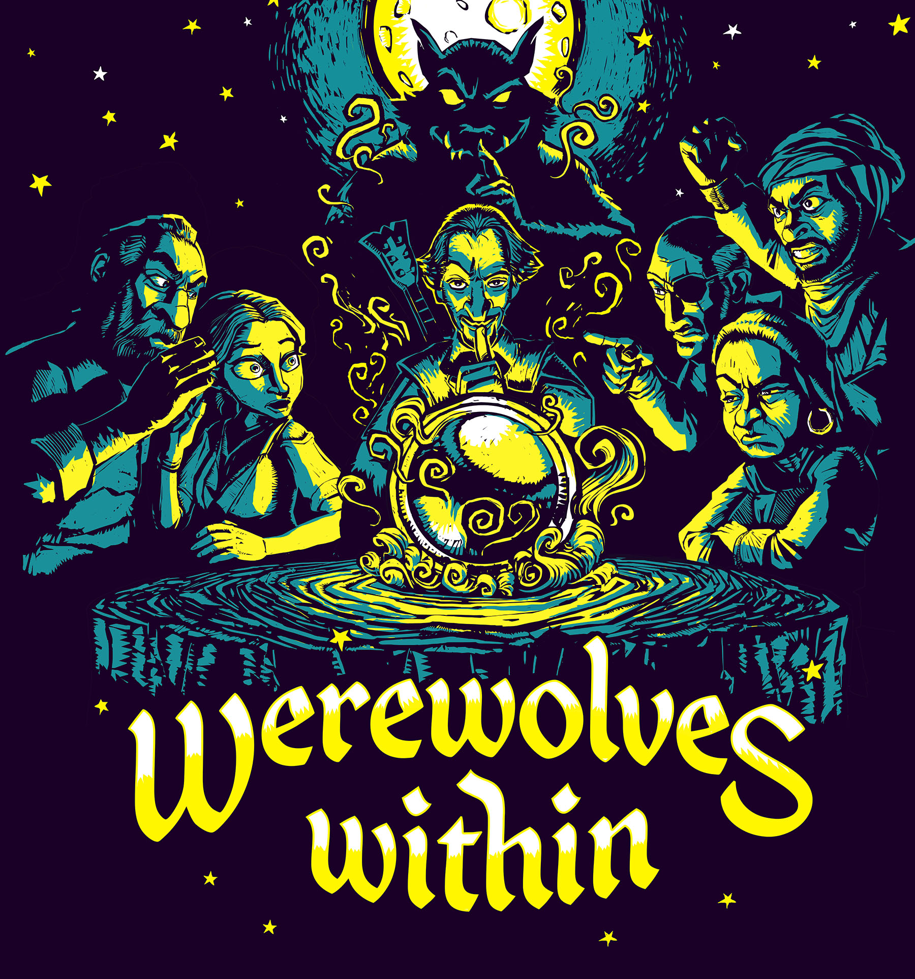 Werewolves Within is Ubisoft's VR take on the classic boardgame, out this fall