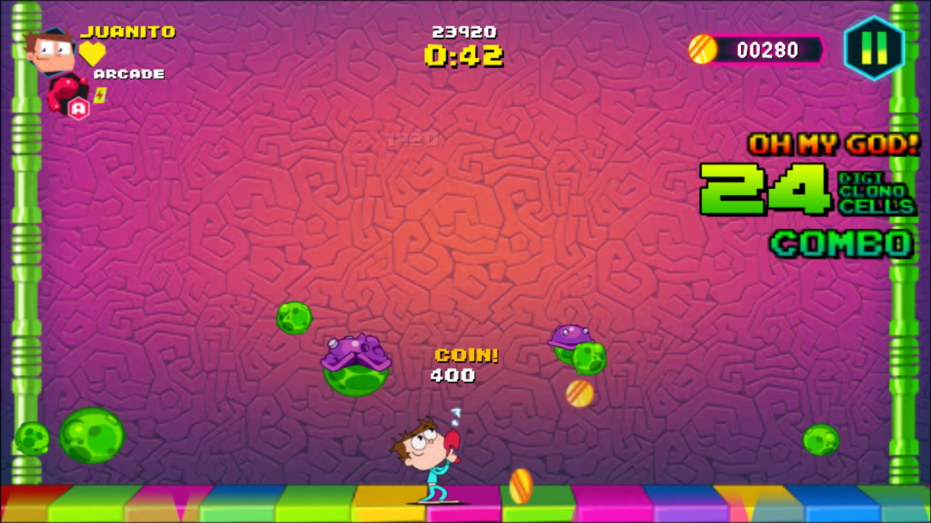 Juanito Arcade Mayhem review - A nostalgic shooter that's definitely not stuck in the past