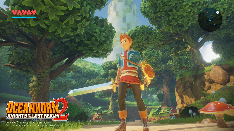 Oceanhorn 2 might be mobile's best looking game to date, 15 minutes video released
