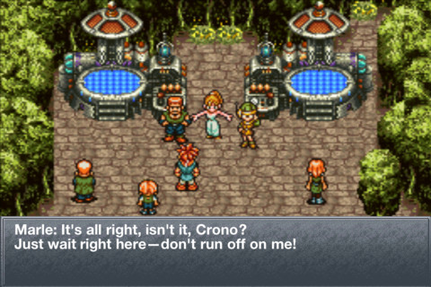 Square Enix drops time-travelling RPG Chrono Trigger onto Android