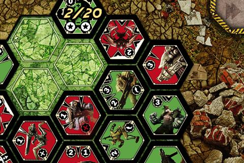 Top turn-based strategy game Neuroshima Hex heading to Android later in the year