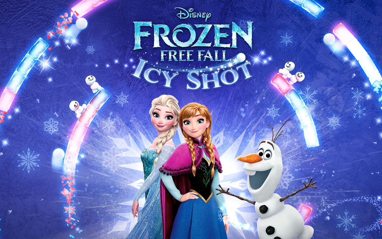 Disney's Peggle-like puzzler Frozen Free Fall: Icy Shot hits the App Store