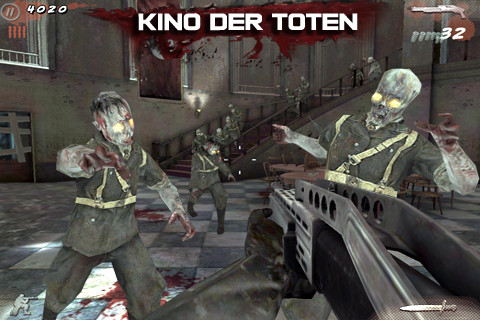 Call Of Duty Black Ops Zombies For Ios Updated With Free Ascension Map Articles Pocket Gamer