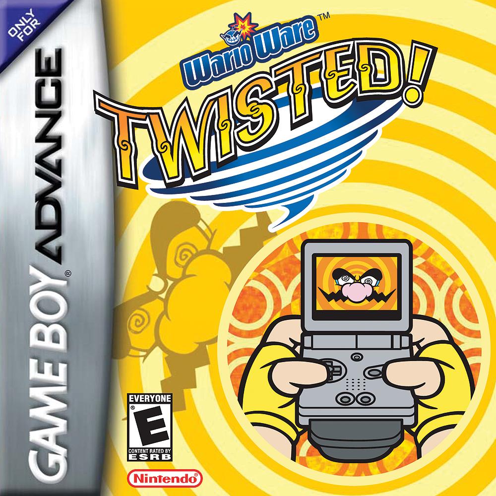 Replay - WarioWare: Twisted!