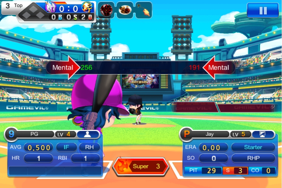 Baseball Superstars 2013 game information, inc. reviews ...