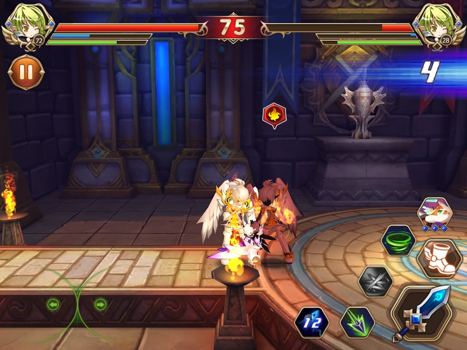 Massive MMO Elsword: Evolution now on iOS and Android