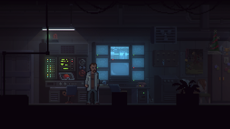 The Long Reach Switch review - An adventure that takes you into the uncanny valley