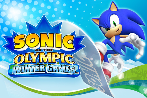 Sonic at the Olympic Winter Games coming to iPhone