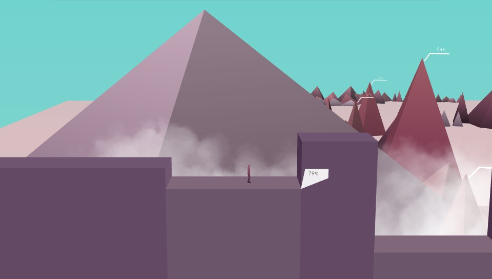 Statistical puzzle platformer Metrico is out now on Vita