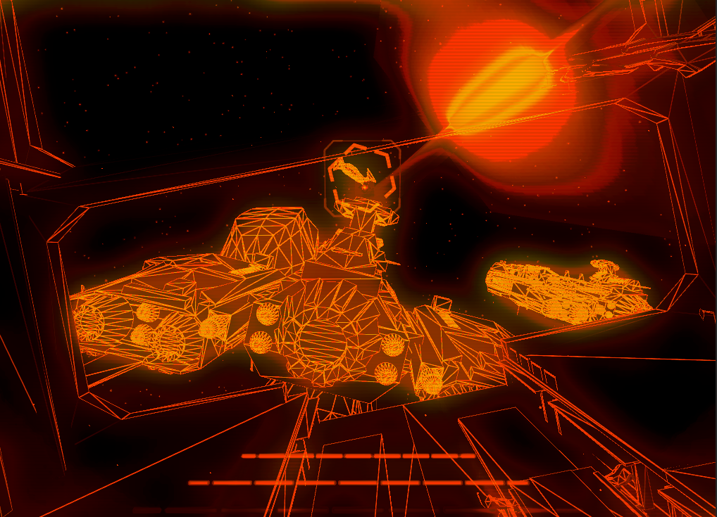 Angel Wing is an upcoming on-rails space shooter from Quantum Sheep