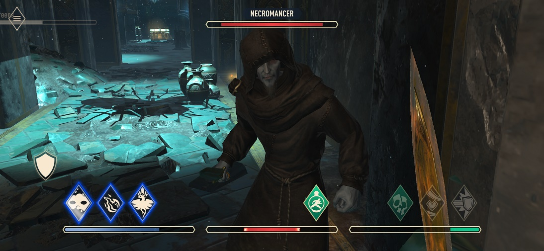 The Elder Scrolls: Blades cheats and tips - Importance of potions