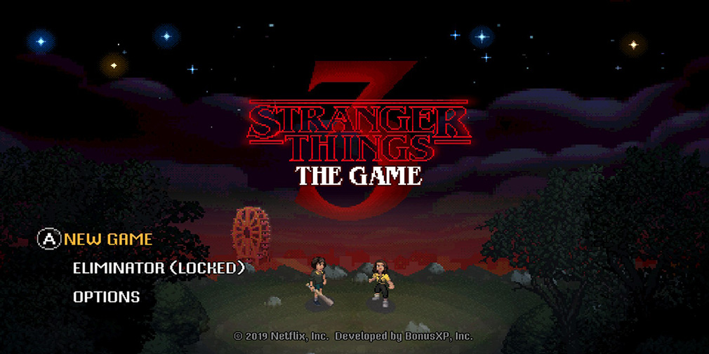 Stranger Things 3: The Game Switch review -