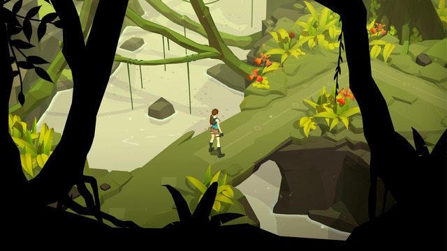 Gold Award-winning puzzler Lara Croft GO is on sale for its lowest price yet