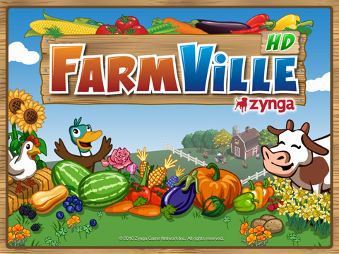 FarmVille goes universal with iPad support