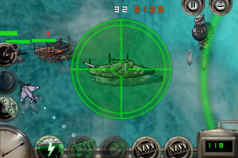 Navy Patrol: Coastal Defense Chapter III sailing onto iPhone