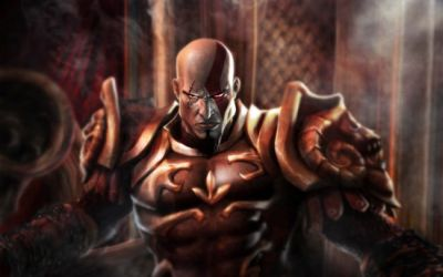Kratos to be playable character in Soul Calibur PSP