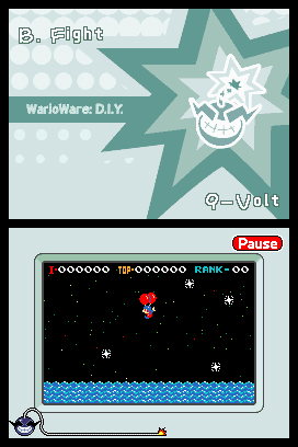 Hands on with WarioWare - Do It Yourself for DSi