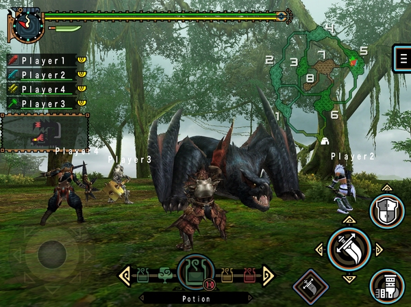 Out now: Monster Hunter Freedom Unite is a brilliant action RPG for iPad and iPhone