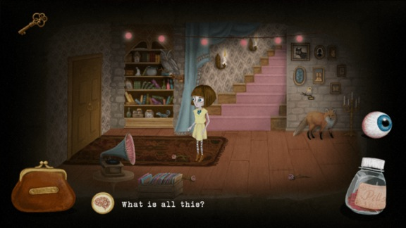 [Update] Eerie psychological horror adventure game Fran Bow releases on iOS and Android