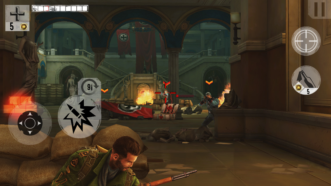 Brothers In Arms На Android 2.3