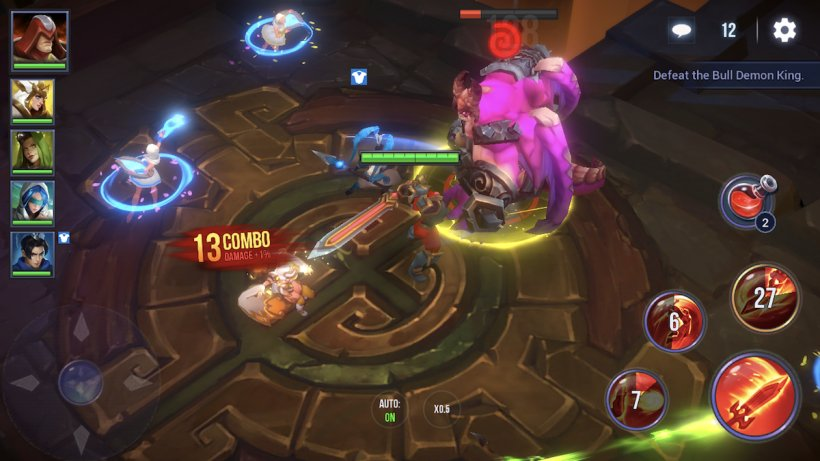 Dungeon Hunter Champions review - This isn't your grandpa's Dungeon Hunter