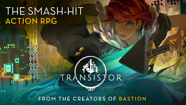 From the makers of Bastion, Transistor plummets massively in price