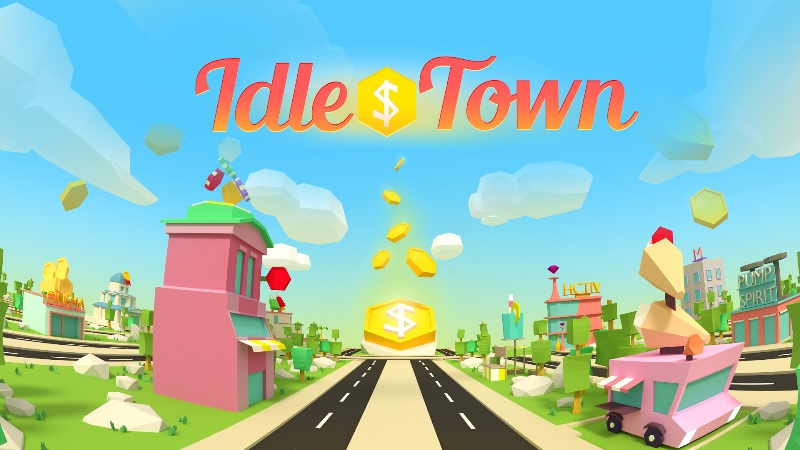 Idle Town is the Cookie Clicker of city building sims, free on Android