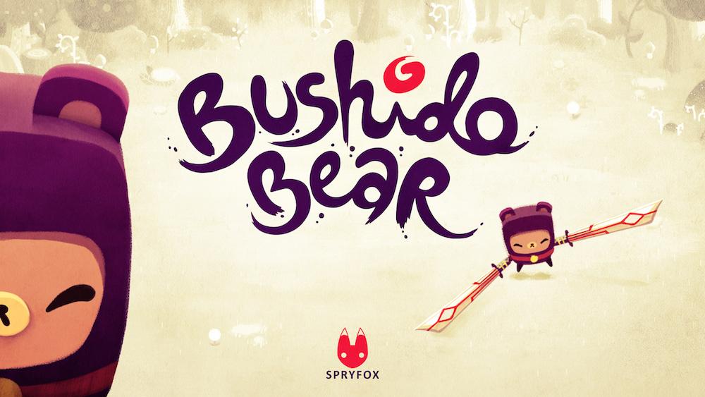 Alphabear creators announce cutesy action-slasher game Bushido Bear