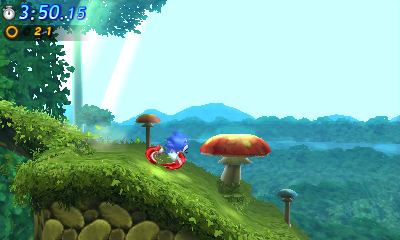 Sonic Generations 3DS | Articles | Pocket Gamer