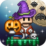 Here's a massive list of all the decent iOS and Android games that have been updated for Halloween