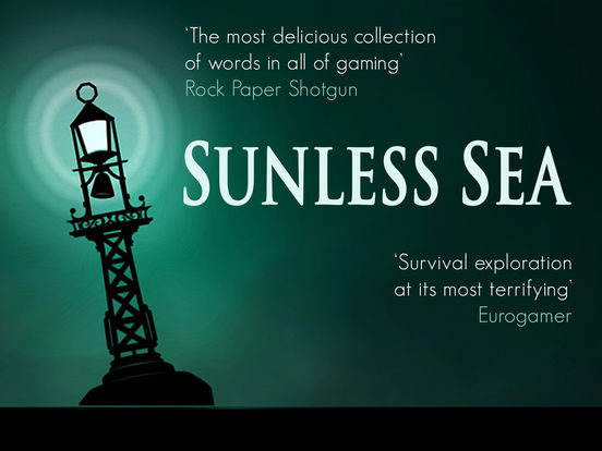 Gothic RPG adventure Sunless Sea receives its first sale