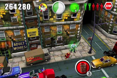 Free iPhone game: Banzai Rabbit