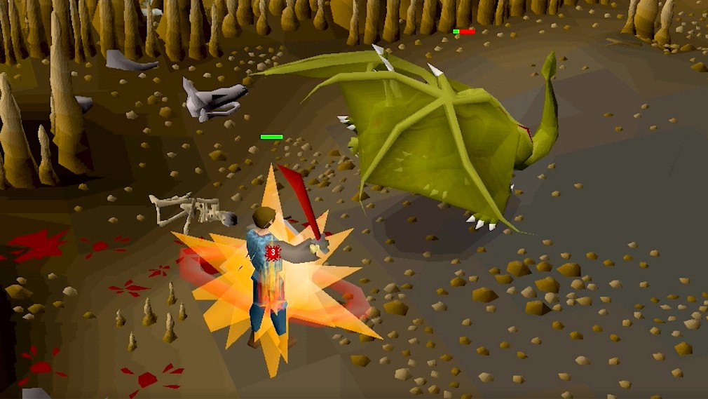 Old School Runescape Mobile review -